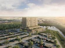 Restaurant aan water, daktuin en schitterend uitzicht: Van der Valk Delft moet blikvanger langs A4 worden