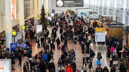 Record gebroken: Brussels Airport rondt vrijdag kaap van 25 miljoen passagiers