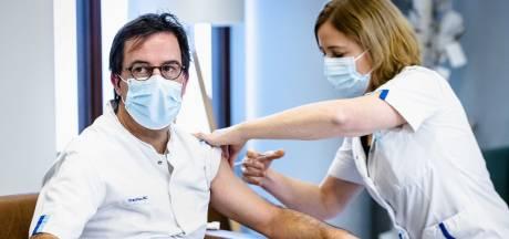 Deze ziekenhuizen in de Rotterdamse regio helpen bij het vaccineren
