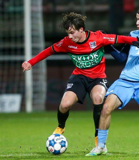 KNVB geeft dispensatie: Proper ondanks te hoge coronawaarden met NEC naar finale