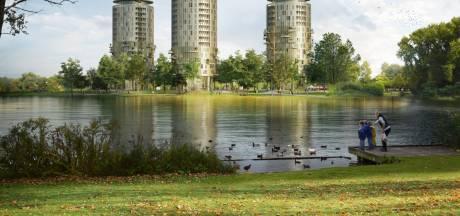 Peiling naar woontorens in Prins Hendrikpark: 'Meeste reacties negatief'