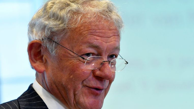 François Bellot, minister van Mobiliteit