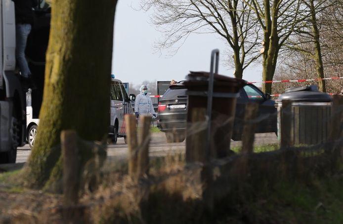 Dode man gevonden in Roosendaal.