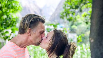 Eerste 'Boer zkt vrouw'-kus voor Etienne en Rebecca