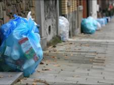 Des nouveaux sacs-poubelles bleus dans la région de Charleroi
