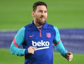 """(Ex-)Barcelona-spelers, onder wie ook Suarez én Neymar, feliciteren Messi met record: """"Hij is uniek"""""""