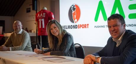 Helmond Sport vindt sponsor om jeugdopleiding verder uit te bouwen