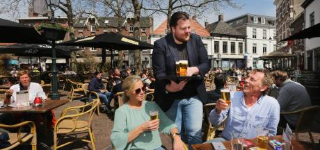 Horecabaas Johan de Vos door het dolle heen: 'Alsof je de loterij hebt gewonnen'
