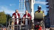 40.000 bezoekers aan Groenten & Bloemen zien bisschop Bonny 'ons Trien' zegenen