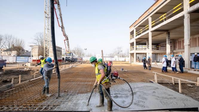 Na de afbraak, nu de opbouw: renovatie en uitbreiding campus Rumst van AZ Rivierenland van start