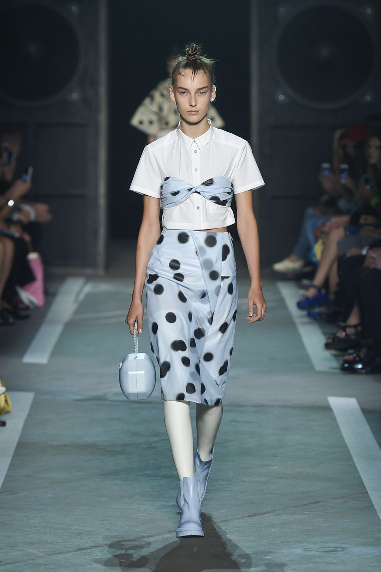 Chanel. Beeld Peter Stigter
