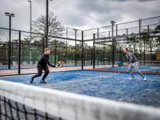 Een potje padel is immens populair: na Schiedam krijgt ook Vlaardingen binnenkort banen
