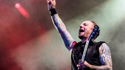 Rode Duivels lokken heel wat volk naar grote schermen op Graspop, Volbeat als headliner vanavond