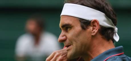 Fin de l'aventure à Halle pour Roger Federer, dominé par Felix Auger-Aliassime