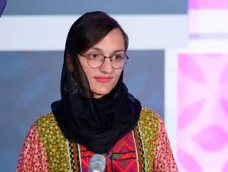 Afghaanse vrouwenrechtenactiviste Zarifa Ghafari geëvacueerd naar Duitsland