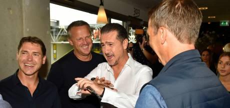 Nikos Machlas gunt Giakoumakis alles, behalve de finale: 'Vitesse zit voor altijd in mijn hart'