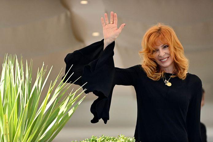 Mylène Farmer est dans le jury de Cannes cette année.
