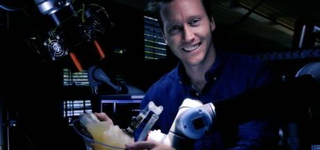 'Beste start-up' van UT: Flux Robotics ontwikkelt robotarm die chirurg moet helpen bij lastige operaties