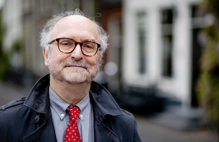 Paul Cliteur, filosoof, columnist en publicist - en hoogleraar aan de Universiteit Leiden.  Beeld ANP