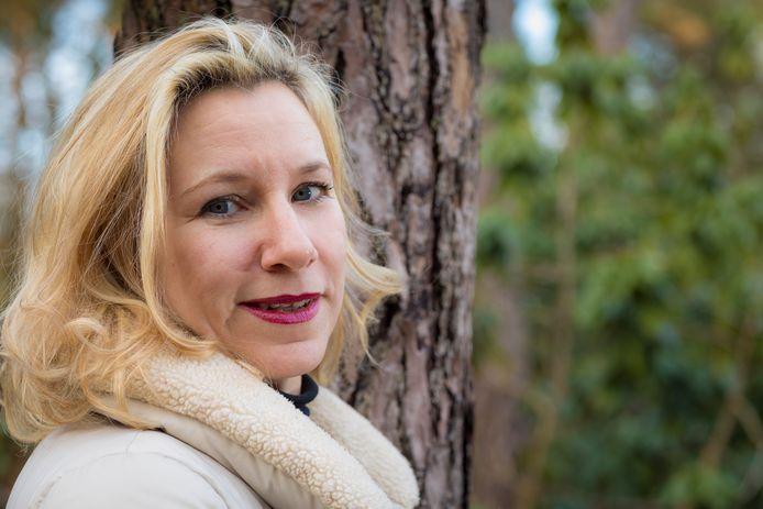 Ex-burgemeester van Heerde Jacqueline Koops.