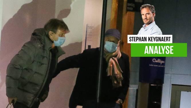 """Onze chef voetbal over de komst van Vercauteren naar Antwerp: """"Niks theatraals – dat had D'Onofrio nu nodig"""""""