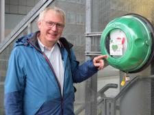 Van het winkelcentrum tot de Amerpoort: ook Vathorst heeft nu op alle gewenste plekken een AED