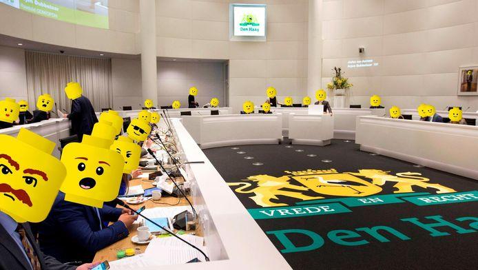 De komst van Legoland naar de boulevard van Scheveningen leidde in de Haagse gemeenteraad tot het nodige krakeel.