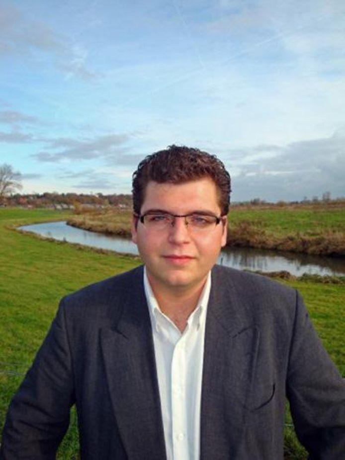Niels van den Berge (GroenLinks)