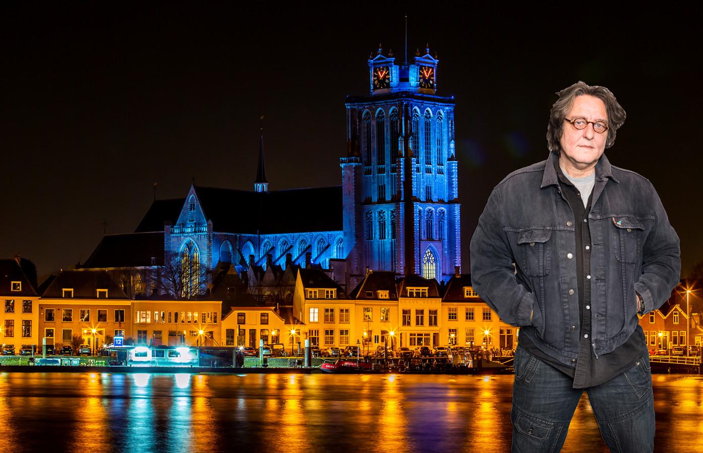 Kees Thies over 'topstad' Dordrecht.