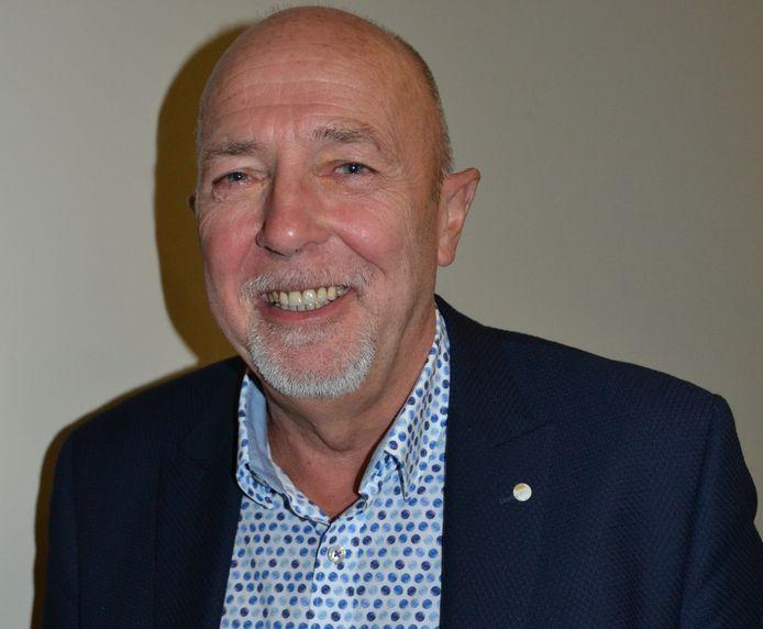 Luc Lambrechts is kandidaat-voorzitter.
