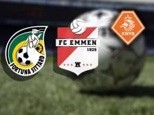 Fortuna weigert aanmoedigingspremie Emmen, KNVB schakelt aanklager in