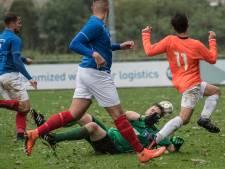 Overzicht | Negen goals bij FC Drunen - Molenschot, Margriet - Alem tijdelijk gestaakt