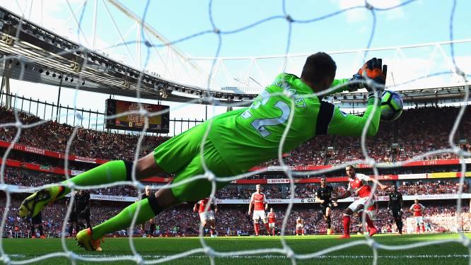 Herbeleef hoe Arsenal - Liverpool zeven goals en gepakte penalty opleverde