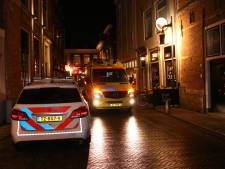Hulpdiensten rukken uit voor incident in café in Goes