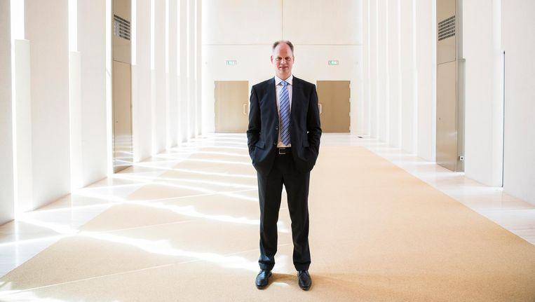 DNA-deskundige Arnoud Kal van het Nederlands Forensisch Instituut. Beeld anp