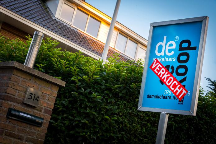 De huizenprijzen stijgen nog steeds.