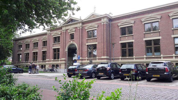 Rechtbank in Zutphen.