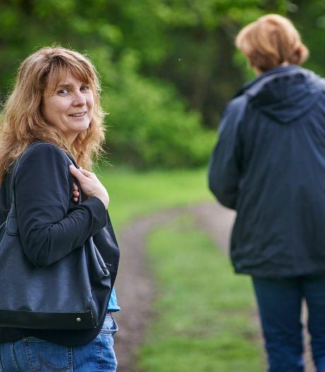 Marieke Moorman is dolenthousiast over haar ommetjes met burgers van Bernheze: 'Leuk dat het juist niet de actievoerders zijn'