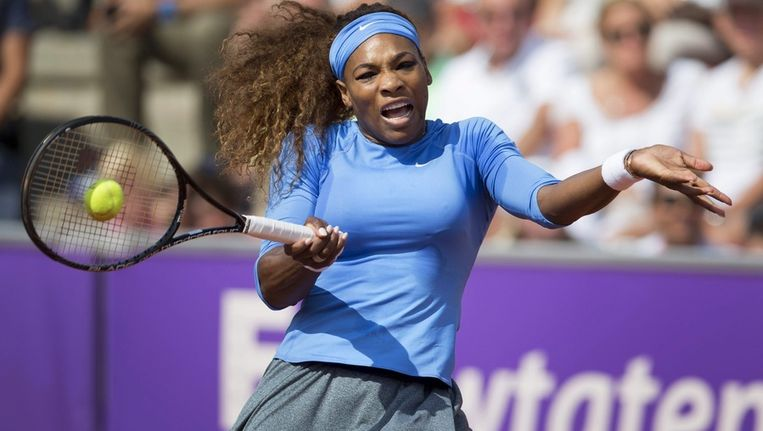 Serena Williams. Beeld EPA