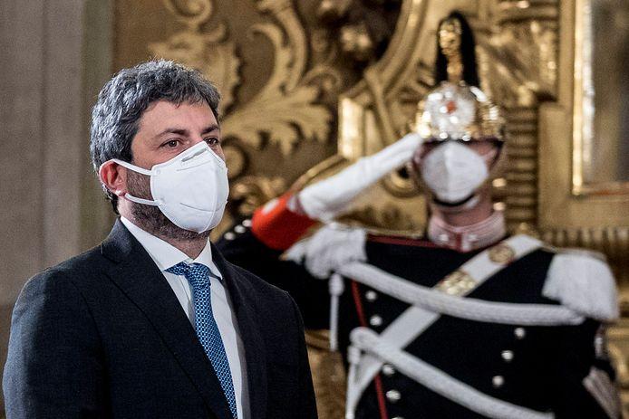 Roberto Fico moet bemiddelen tussen de partijen.