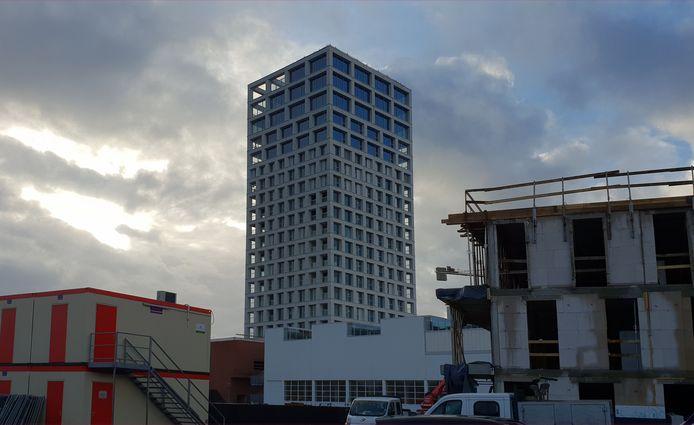 De Turnova-toren wint een FEBE-award voor prefab beton.