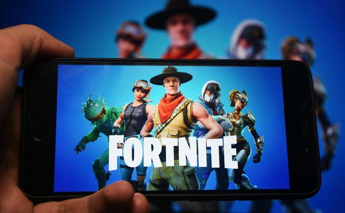 Epic Games ontwikkelde het populaire spel Fortnite.
