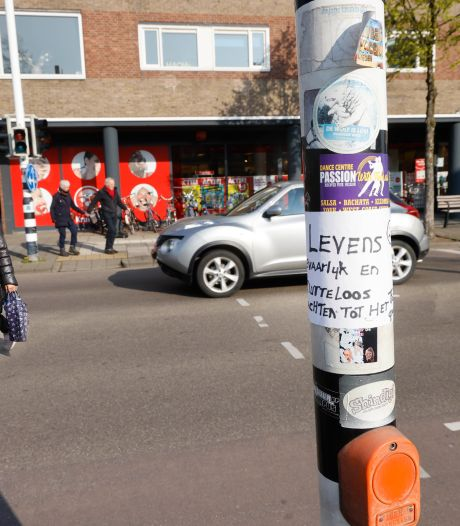 Opluchting: haperende verkeerslichten op drukke Molenweg in Nijmegen doen het weer