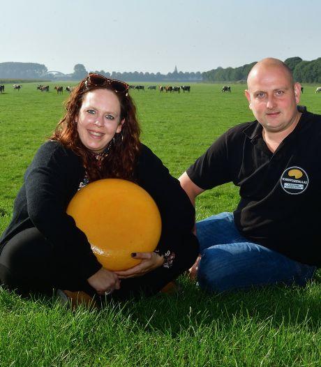 Joost heeft een passie voor koeien en een liefde voor kaas: 'Ik wilde altijd al boer worden'