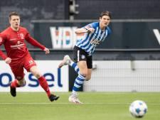 FC Eindhoven in gesprek met PSV-jeugdexponent Maarten Peijnenburg over contractverlenging