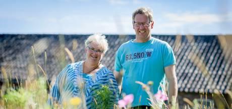 Genieten van bonte kleuren in pluktuin Garden to Bloom in Haaksbergen