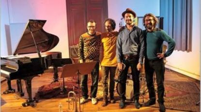 Lionel Beuvens en MOTU geven concert bij Arscene