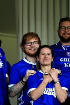 Ed Sheeran sera... le sponsor maillot d'un club de foot