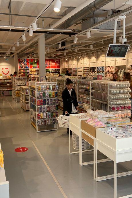 Aziatische 'HEMA-concurrent' Miniso opent zaterdag in Eindhoven, bijna alles onder de 5 euro