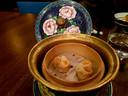 Stoomhapje vlees-vis, Zheng
